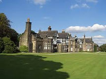 Smithills Hall, Bolton (photo from Friends of Smithills Hall website)