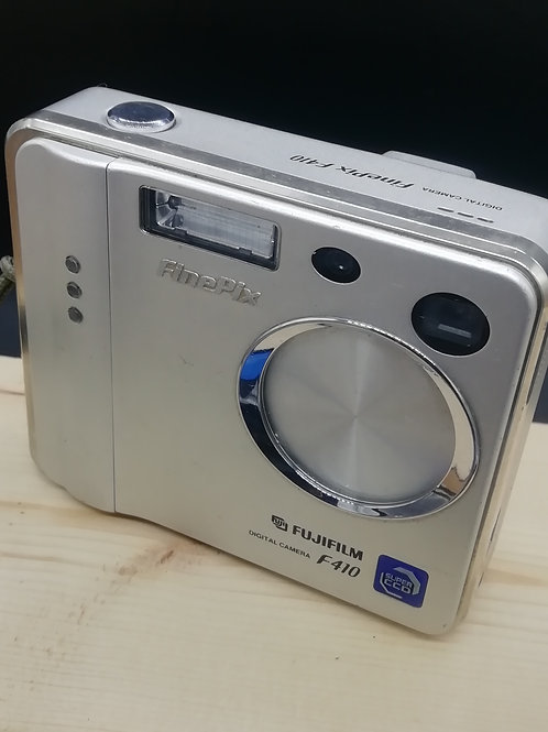 Camera - Silver Fujifilm Digital