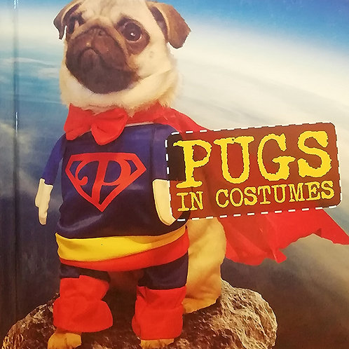 'Pugs in Costumes'