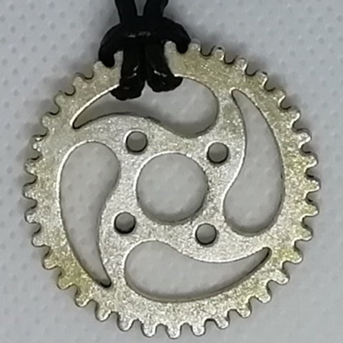 Necklace - Steampunk Cog