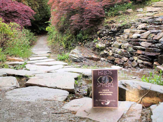 Helios rocky footpath