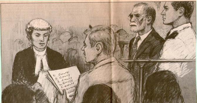 Harold Shipman on trial