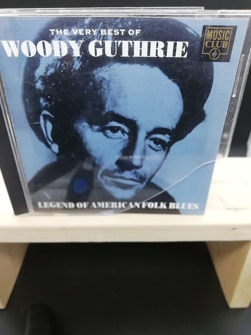 CD: 'The Very Best of Woody Guthrie'