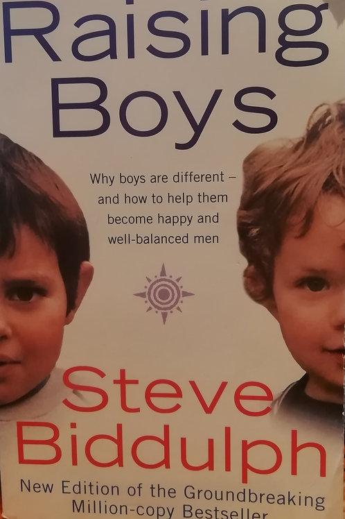 'Raising Boys' by Steve Biddulph