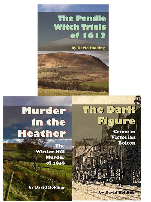 Three Local History Titles by David Holding