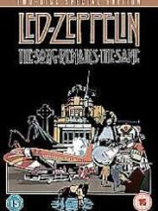 "DVD: Led Zeppelin ""The Song Remains the Same"""