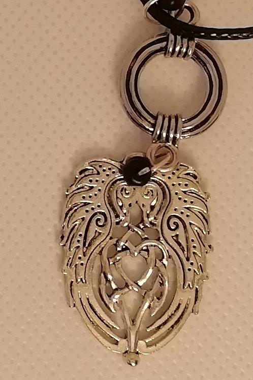 Necklace - Celtic Animals Pendant