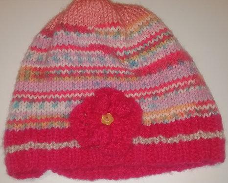 Hat - Gorgeous Baby/Child Hat Pink
