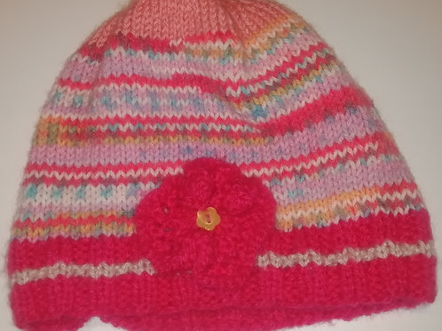 Hat - Gorgeous Baby/Child Hat Pink