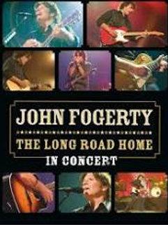 "DVD John Fogerty ""The Long Road Home"""