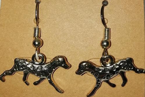 Earrings - Dalmatian Dog