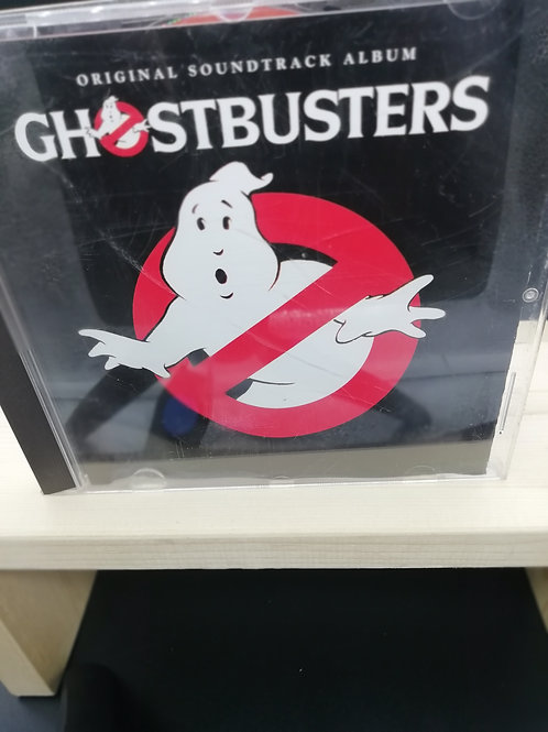 CD: 'Ghostbusters' soundtrack