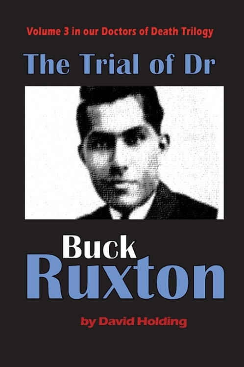 The Trial of Dr Buck Ruxton