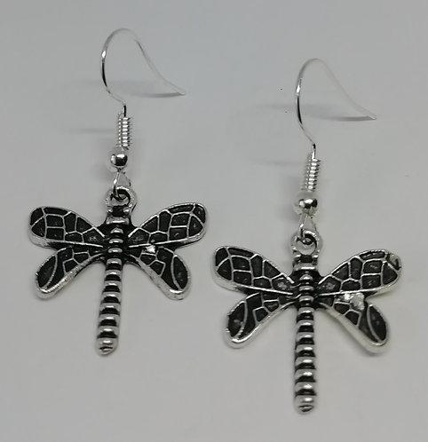 Earrings – Dragonflies