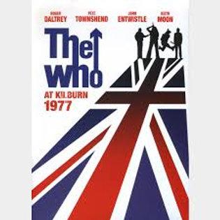 """DVD: """"The Who at Kilburn: 1977"""""""