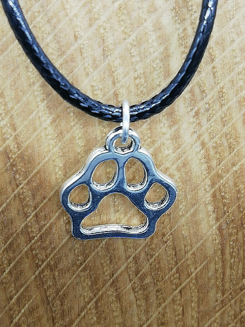 Necklace - Pawprint