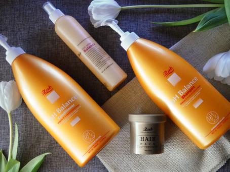 Zab - корейские средства для красоты волос с хитозаном