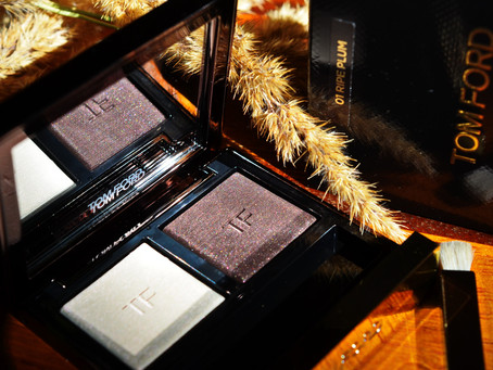 Tom Ford Eye Color Duo #01 Ripe Plum