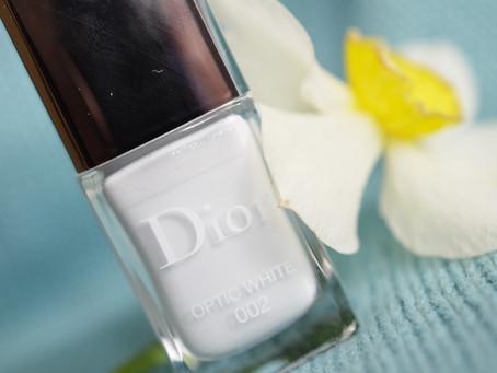 Первый белый у Dior - Optic White #002