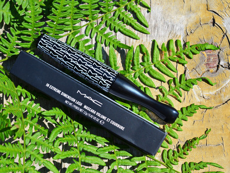 Diary of Mascara. MAC In Extreme Dimension Lash
