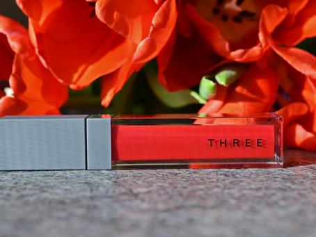 Весенняя новинка Three: Lirical Lip Bloom #05