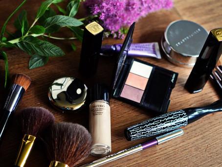Макияж с забытым продуктом. Shiseido Beach Grass