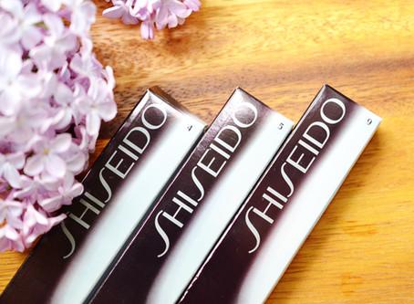 Кисти Shiseido, или #бьютипрелесть