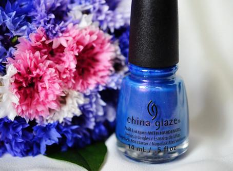 China Glaze #83412 Come Rain or Shine