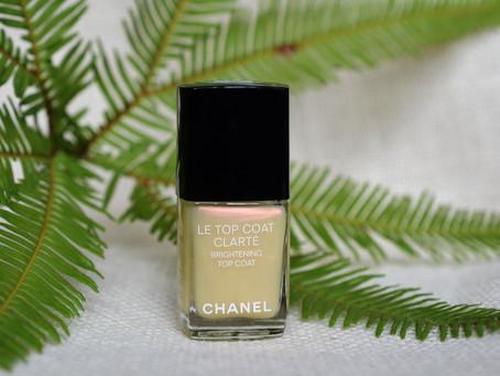 Тот, кто мог бы остаться незамеченным. Chanel Le Top Coat Clarté