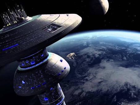 Dr Doom's Blog: Let's Build Star Trek!