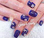 acrylic overlay nails