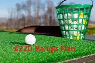 $220 Range Plan