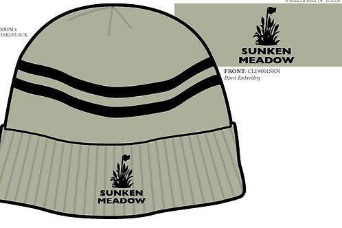 Double Stripe Winter Hat