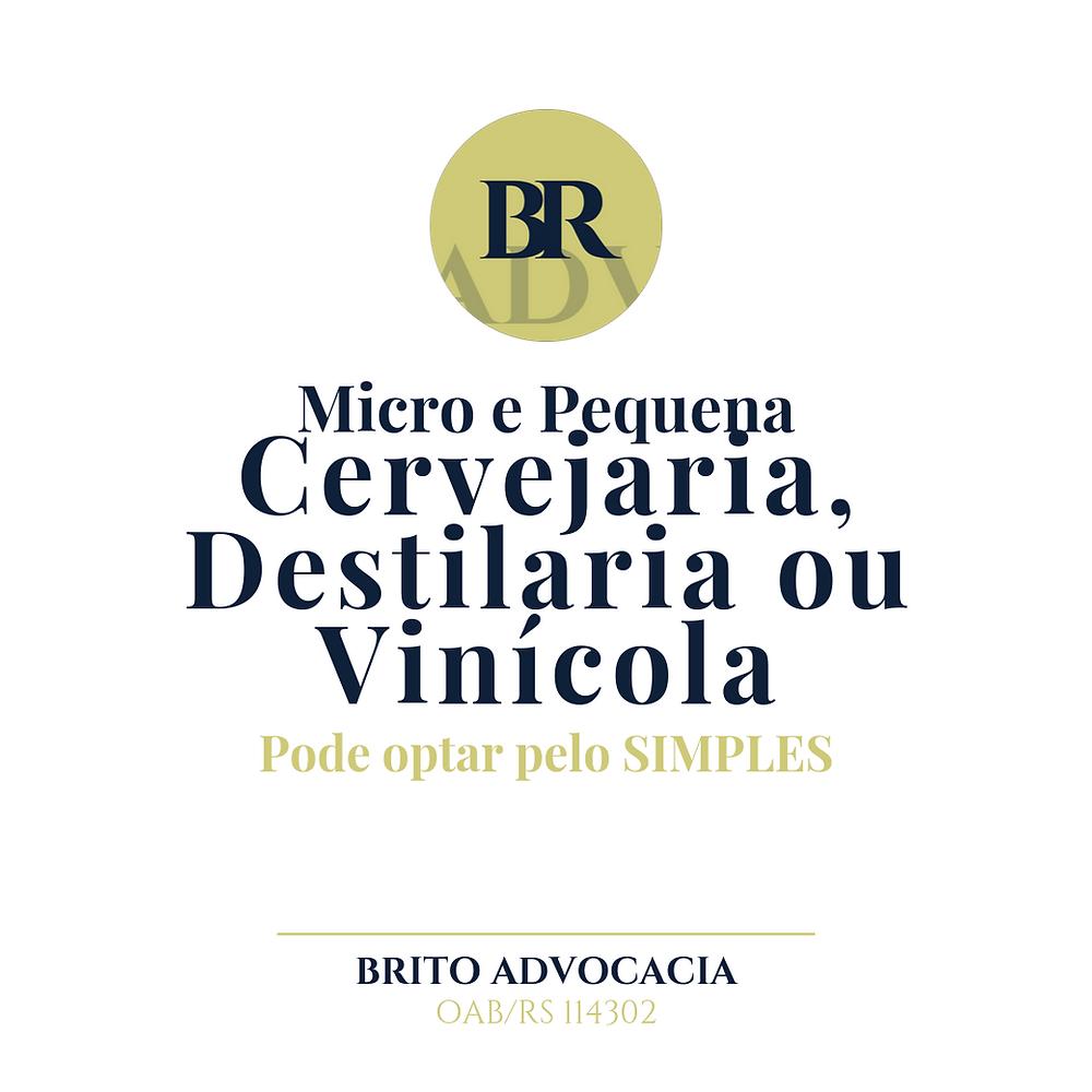irpj cervejaria destilaria vinicula vinho cerveja artesanal cachaça alambique declaraçao irpj simples nacional regime tributaçao