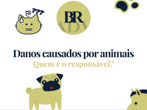 DANOS CAUSADOS POR ANIMAIS