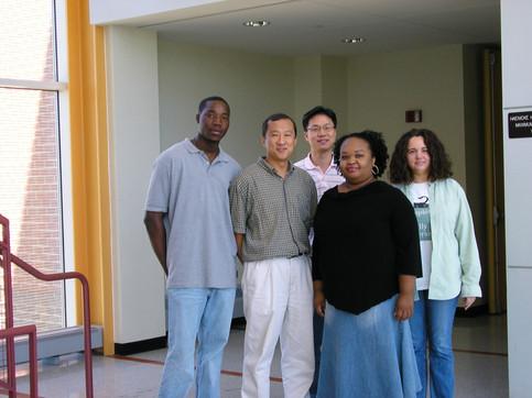 2006 WMU Group Members