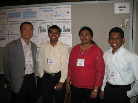 2009 8월 WMU Lab members