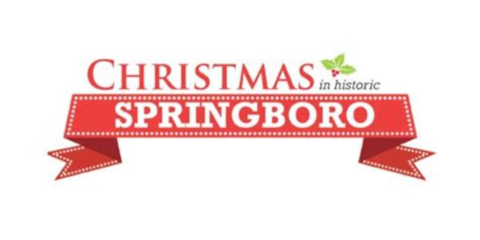 Christmas In Springboro Parade!