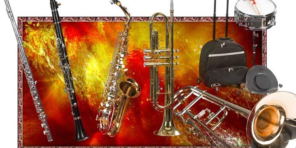 Springboro Junior High School Holiday Band Concert
