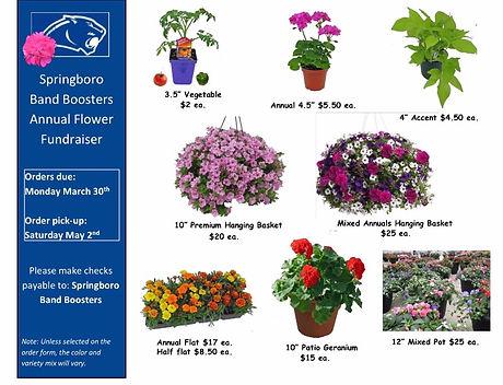 Flower Sale 2020