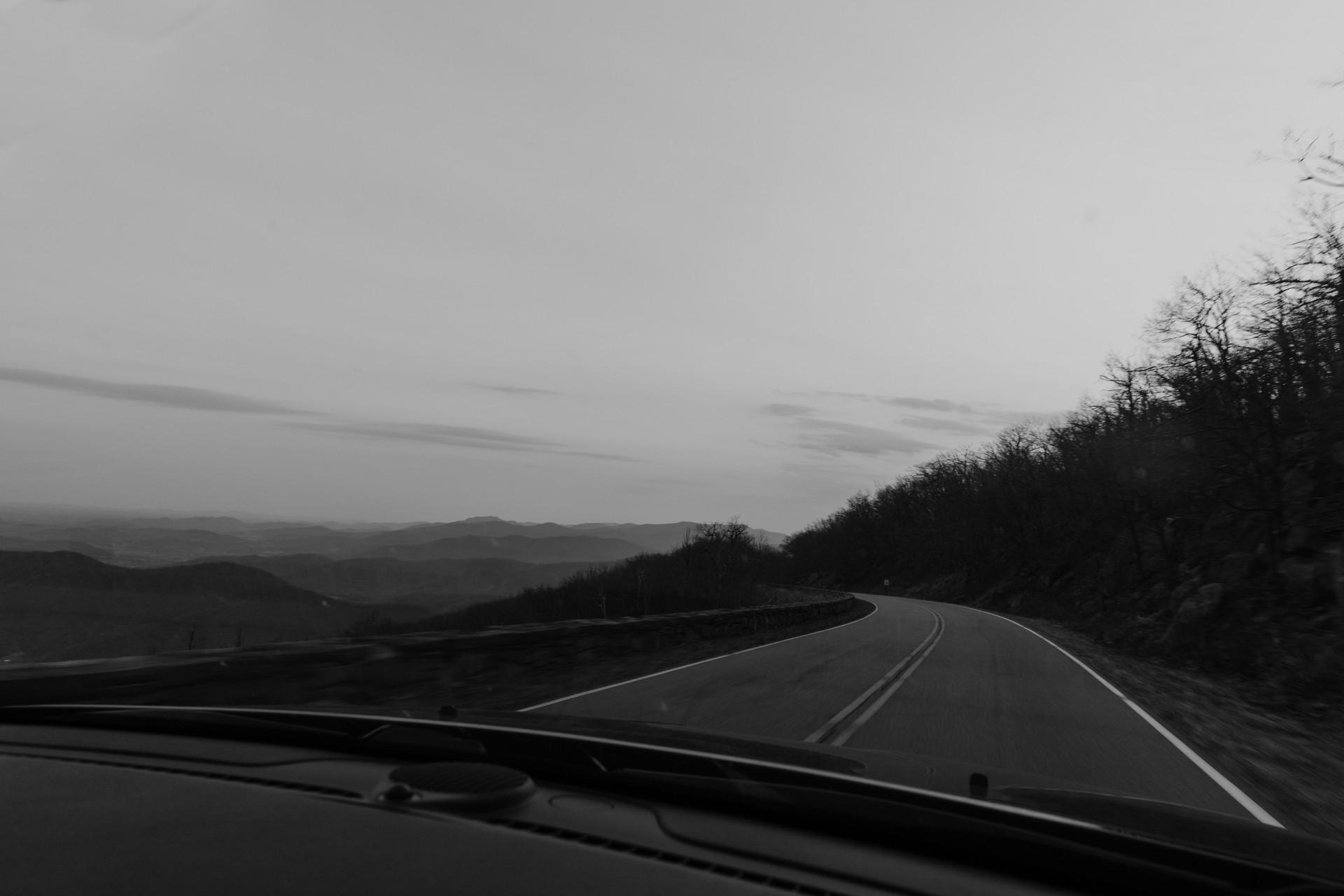 Shenandoah National Park Road Trip