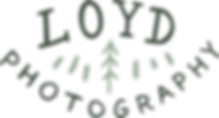 Loyd Photography logo, contact us