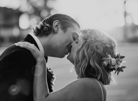 ROMANTIC WEDDING AT THE TOLEDO CLUB