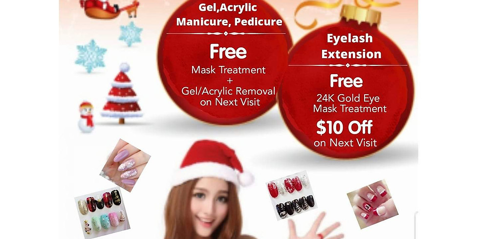 Holliday Season VIP Special Promotion