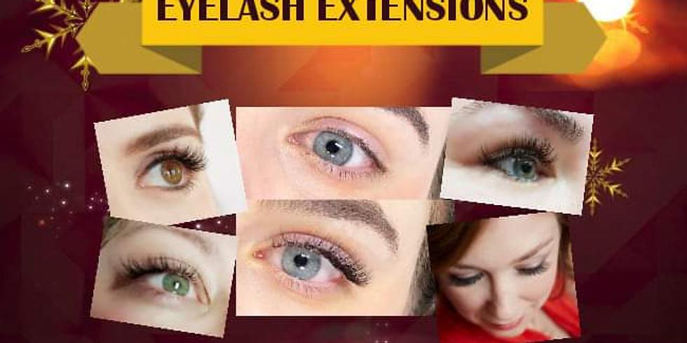 New Year Eyelash Extension Promotion