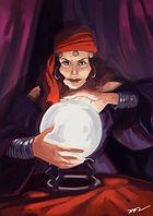 BOLA DE CRISTAL é um ORACULO MILENAR e se faz uma leitura  Videncia na bola de cristal ten
