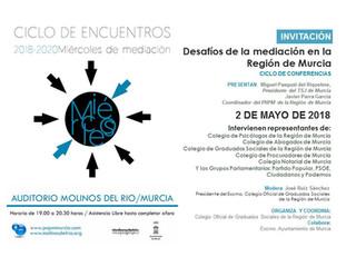 Desafíos de la mediación en la Región de Murcia