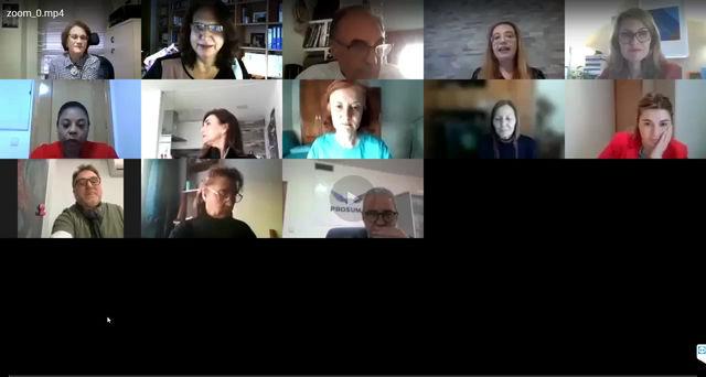 VIDEO:  ANTEPROYECTO DE LEY DE EFICIENCIA PROCESAL (PARTE1)