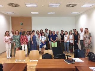 Reunión de trabajo del Comité de Coordinación