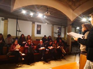 21 de enero. Anteproyecto de Mediación a debate.